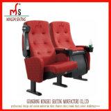 Heißer Verkaufs-Kino-Stuhl mit Plastikbecherhalter-Auditoriums-Möbeln