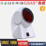 Scanner de code barres du scanner 1d de marchandises