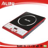 Ailipu individual cubierta de inducción portátil con aprobación ETL 120V 1500W (SM15-16A3)
