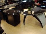 현대 유리제 사무실 테이블