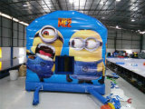 Kidsのための2016上のSale Inflatable Minions Theme Bouncer Castle