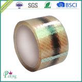 明確なカートンのシーリングのための背景によって印刷されるBOPPのパッキングテープ