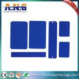 Silicón que lava la escritura de la etiqueta del lavadero de RFID