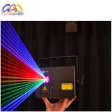 Чисто репроектор лазерного луча выставки Lazor диода
