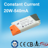 540mA konstante Stromversorgung des Bargeld-LED mit Spannung der Ausgabe-26-40V