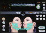 Dispositif médical Hifu de beauté de déplacement de ride