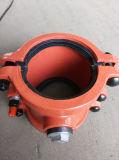 Morsetto P160X200, accoppiamento del tubo, morsetto di riparazione del tubo di riparazione della perdita del tubo per PE, tubo del PVC, riparazione rapida colante del tubo