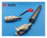Barre d'abrasion anti-vibrations de carbure de tungstène pour outil de tour