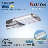Type moderno 160W LED Street Light