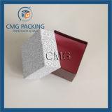 Rectángulo de regalo elegante vacío del papel de la cartulina (CMG-JPG-006)