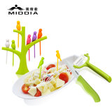Fördernd/Promotion Gift für Ceramic Knife/Peeler/Fruit Pickers Tool Set