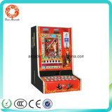 Originele In werking gestelde het Gokken van het Casino van de Machine van het Spel van de Groef van de Roulette van de Bovenkant van de Lijst van de Fabriek Muntstuk Machine