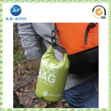 Outdoor promotionnel Sports 10L Waterproof Barrel Backpack Dry Bag (JP-WB018)