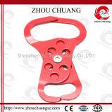 耐久の鋼鉄経済的な鋼鉄掛け金ロックの手錠25mm
