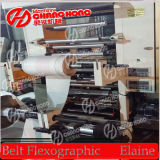 6 couleurs BOPP Pearl Label Film Flexographic Printing Machine