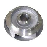 鋼鉄投資の水ポンプのインペラーのための精密によって失われるワックスの鋳造