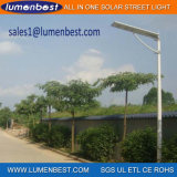 A buon mercato & Highquality 5W-80W Tutto--One in Outdoor Solar LED Street Light/Solar Light per il giardino Yard