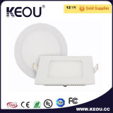 Comité LED Light 12W Round Panel LED Light LED Downlight