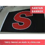 Publicidad de la bandera del soporte de visualización del indicador de la impresión del formato de Digitaces para la exposición