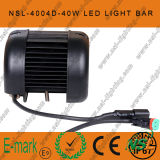 "40W 4.6 "" IP68 크리 말 LED Work Light Bar, Double Row 4LEDs 4*4 Offroad Fog Lightbar!"
