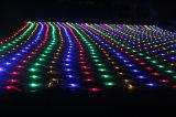 Luz líquida do diodo emissor de luz na cor branca morna para a decoração da rua
