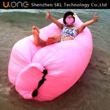 China Factory Directly Sale Fashionable Fast Filling Waterproof Inflatable Sleeping Bags