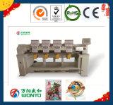 Wonyo computerisierte das 4 Kopf-Shirt-Stickerei-Maschinen-den Preis, der in China Wy904/1204c hergestellt wurde