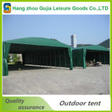 屋外のための携帯用カスタム倉庫のテント