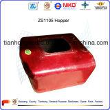 Zufuhrbehälter Zs1105 für Dieselmotor-Ersatzteile