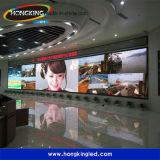 Visualización de LED de interior de alquiler de la pantalla de la tecnología P10 4scan LED de la importación