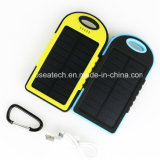 Carregador solar Powerbank