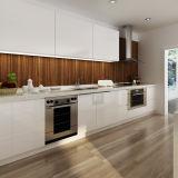 Австралия Проект Oppein Белый лак кухонный шкаф дизайн