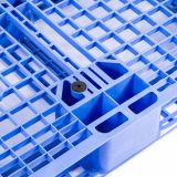 Pallet industriale resistente/cassetto del singolo fronte a quattro vie della Traversa-Base