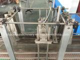 Máquina Shrinking do bloco da película automática com controle do PLC
