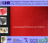 Nonwoven laminado diseño hermoso/tela no tejida para el bolso de compras/el bolso (No. A7G006)