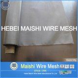 Panno della rete metallica dell'acciaio inossidabile del tessuto normale 304