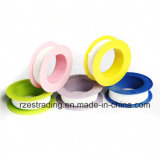 12mm färbte Outershell/PTFE Tape/PTFE Gewinde-Dichtungs-Band/Teflonband