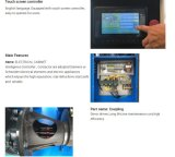 Compresseur d'air à vis de haute performance de contrôleur d'écran tactile
