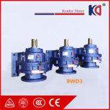 Reductor ciclo del engranaje con el motor eléctrico
