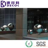 La fuente de la fábrica modificó 304 316 esferas de la bola para requisitos particulares de la depresión del acero inoxidable