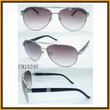 Bom frame de venda do metal dos óculos de sol para o homem (FM15245)