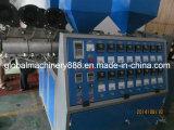 인공적인 지팡이 밀어남 기계 또는 플라스틱 고리 버들 세공 압출기 기계