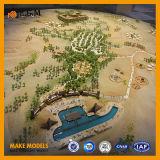 지역 계획 모형 또는 건물 모형 또는 모든 친절한 Fo 표시 또는 프로젝트 건물 모형 또는 주거 모형 또는 두바이 사이트 마을 모형