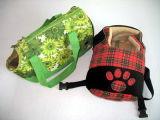 Modèle portatif de patte de natte de lit d'animal familier de chien