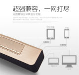 FM、Aux、TF Card、Handsfree Functionの携帯用Mini Wireless Speaker