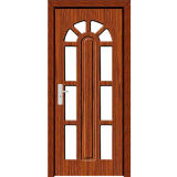 中国の安い内部PVCベッド部屋のドア