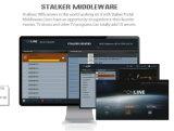 Ipremium IPTV Kasten mit Jäger-Middleware, Mickyhop Plattform