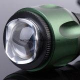 Drehende fokussierenlampe mit Cer, RoHS, MSDS, ISO, SGS