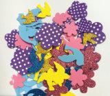 Etiquetas engomadas decorativas de la espuma colorida de EVA