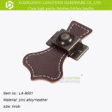 2016 het Buitensporige Handvat van het Meubilair van Leather&Zinc van de Hardware van het Kabinet
